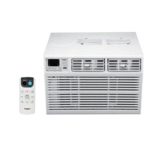 The Best Air Conditioner Option: Whirlpool 24,000 BTU Window Air Conditioner