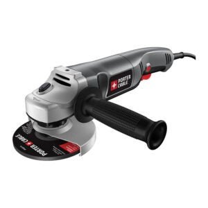 The Best Angle Grinder Option: PORTER-CABLE Angle Grinder Tool, 4-1 2-Inch (PC750AG)