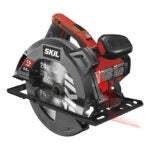 The Best Cheap Tools Option: SKIL 15-Amp 7-1 4-in Corded Circular Saw