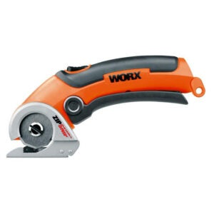 The Best Electric Scissors Option: Worx 1-12-in. 3.6 Lithium Ion ZipSnip