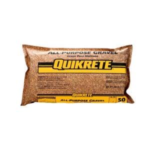 The Best Gravel for Driveway Option: Quikrete 50 lb. All-Purpose Gravel