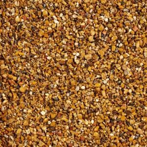 The Best Gravel for Driveway Option: Vigoro Bagged Pea Gravel Pebbles