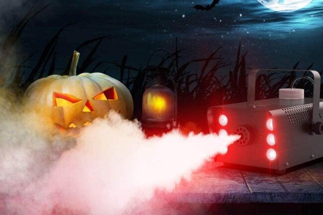 The Best Halloween Decorations Option: Theefun Fog Machine