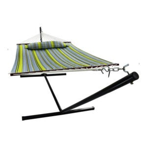 The Best Hammock Stand Option: Sorbus Hammock with Stand & Spreader Bars