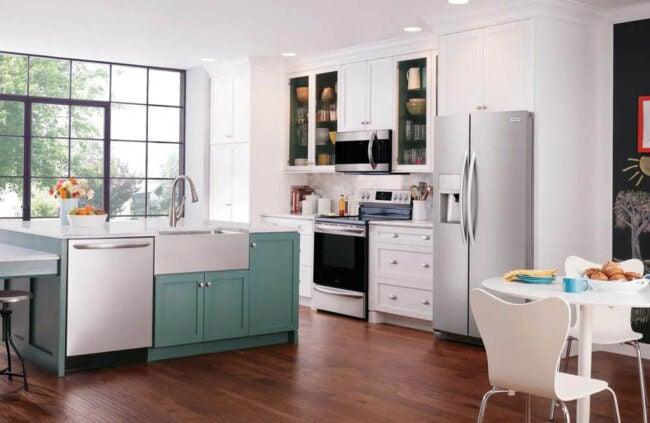 The Best Kitchen Appliance Brand Option: Frigidaire