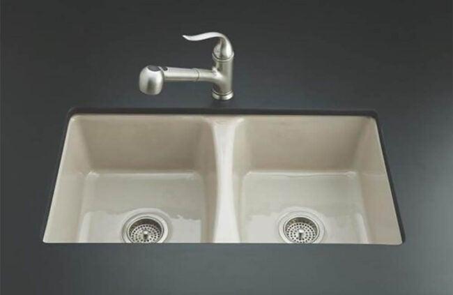 The Best Kitchen Faucet Brand Option: Kohler