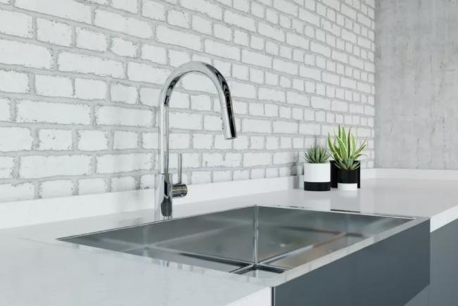 The Best Kitchen Faucet Brands Option: Pfister