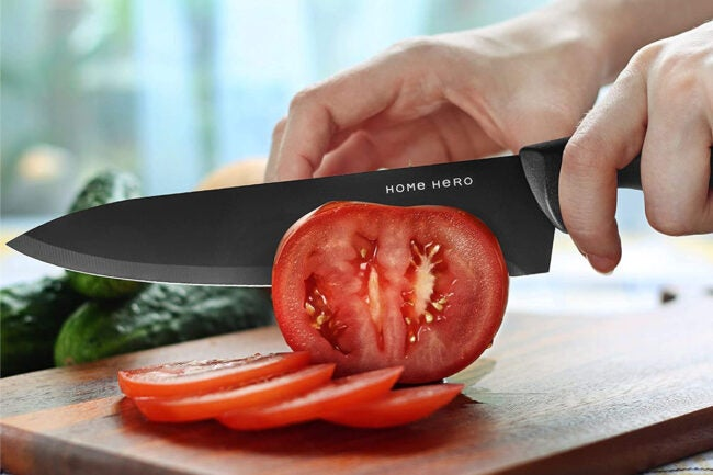 The Best Kitchen Knife Brand Option: Home Hero