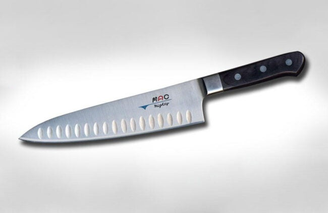 The Best Kitchen Knife Brand Option: Mac Knife