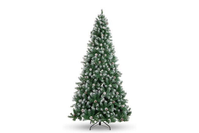 The Best Places to Buy Christmas Trees Option: Amazon