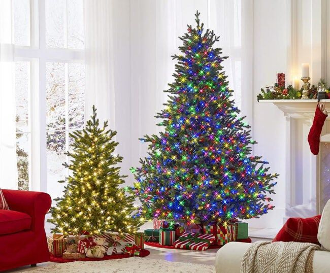 The Best Places to Buy Christmas Trees Option: Hammacher Schlemmer