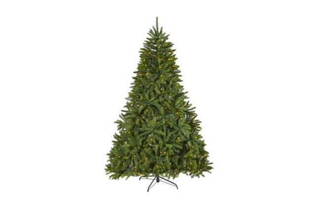 The Best Places to Buy Christmas Trees Option: Nearly Natural