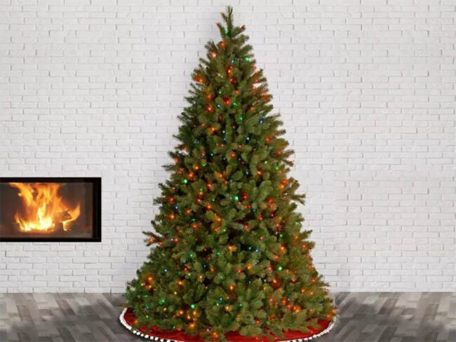 The Best Places to Buy Christmas Trees Option: Target