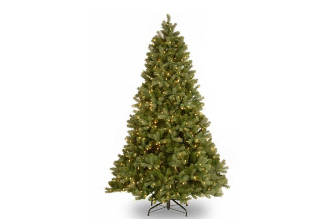 The Best Places to Buy Christmas Trees Option: The Home Depot