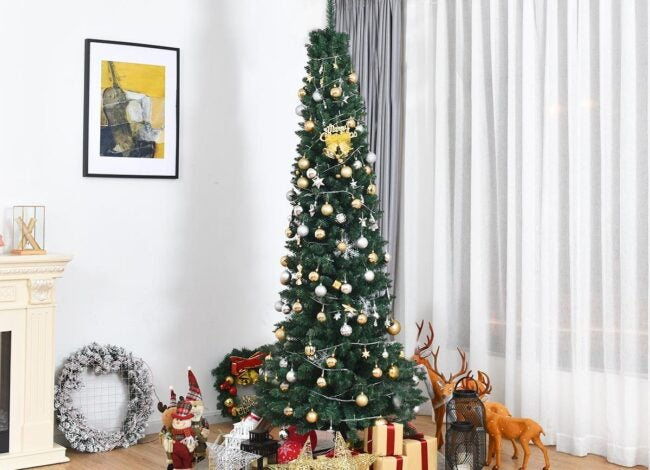 The Best Places to Buy Christmas Trees Option: Walmart