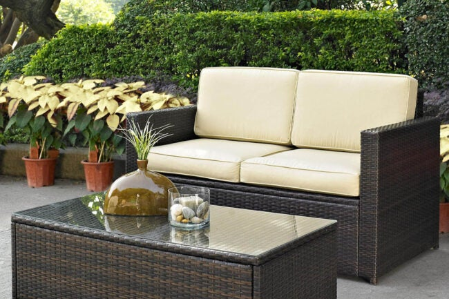 The Best Places to Buy Patio Furniture Option: Bed Bath & Beyond