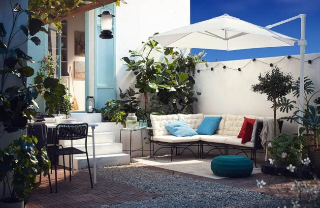 The Best Places to Buy Patio Furniture Option: IKEA