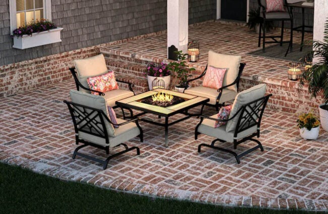 The Best Places to Buy Patio Furniture Option: Lowes