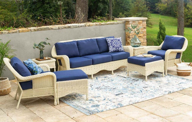 The Best Places to Buy Patio Furniture Option: Plow & Hearth