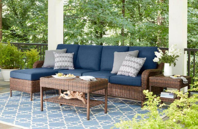 The Best Places to Buy Patio Furniture Option: The Home Depot