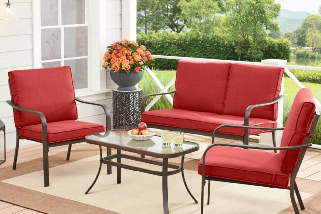 The Best Places to Buy Patio Furniture Option: Walmart