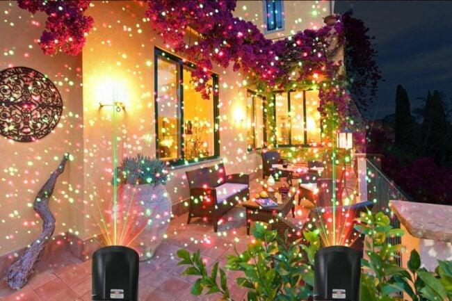 The Best Christmas Light Projectors Option