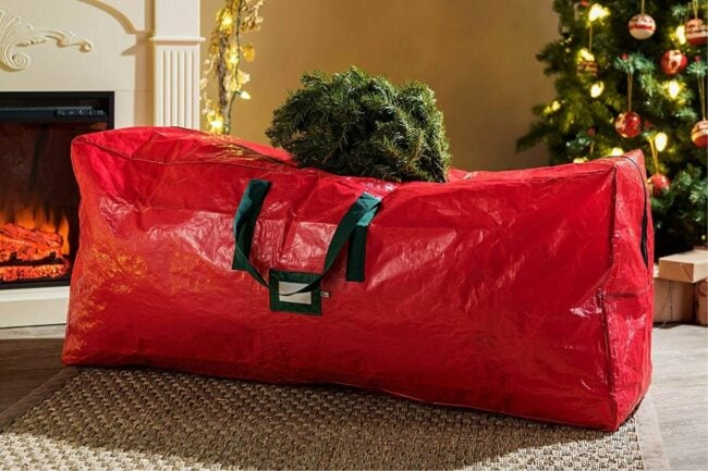 The Best Christmas Tree Bags Option
