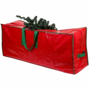 The Best Christmas Tree Bags Option: Handy Laundry Christmas Tree Storage Bag