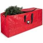 The Best Christmas Tree Bags Option: Zober Large Christmas Tree Storage Bag