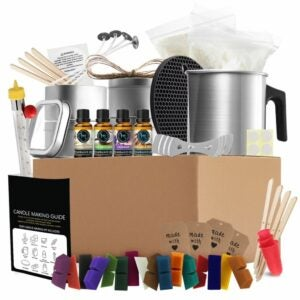 The Best Craft Kits for Adults Option: Complete Premium DIY Candle Making Craft Kit