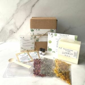 The Best Craft Kits for Adults Option: DIY Goat Milk Soap Making Kit