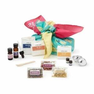 The Best Craft Kits for Adults Option: DIY Organic Bath Bomb Kit