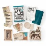 The Best Craft Kits for Adults Option: Origami Paper Magic Kit
