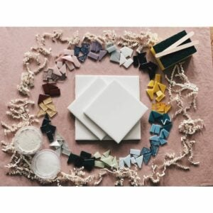 The Best Craft Kits for Adults Option: Personalized DIY Kit, Mosaic Kit