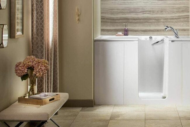 How Much Does a Walk-In Tub Cost?