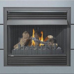 Best Gas Fireplace Inserts Options: Napoleon Grandville VF Serie GVF36-2N 94