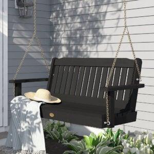 Best Porch Swings Option: Three Posts Amelia Porch Swing