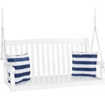 Best Porch Swings Option: Best Choice Products 3-Seater Hanging Porch Swing