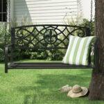 Best Porch Swings Option: Fleur De Lis LIving Roy Porch Swing