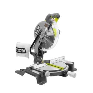 Cheap Tools Option: Ryobi 10 in. Compound Miter Saw