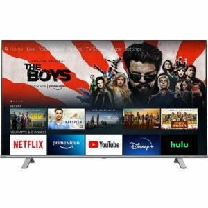 The Best Cyber Monday Deals: All-New Toshiba 50-inch C350 Series Smart TV