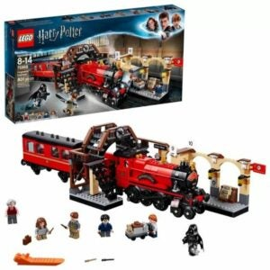 The Best Cyber Monday Deals: LEGO Harry Potter Hogwarts Express Train Set