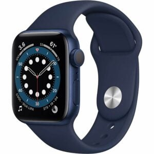 The Best Cyber Monday Deals: New Apple Watch Series 6 (GPS, 40mm)