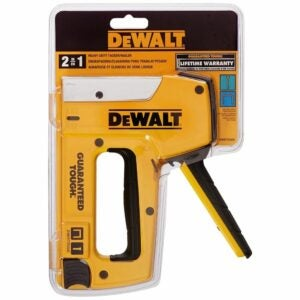 The Dewalt Black Friday Deals Option: DEWALT Heavy-Duty Aluminum Stapler/Brad Nailer