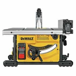 The Dewalt Black Friday Deals Option: DeWalt Corded Compact Table Saw