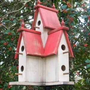 The Best Etsy Gifts Option: Large Victorian Birdhouse