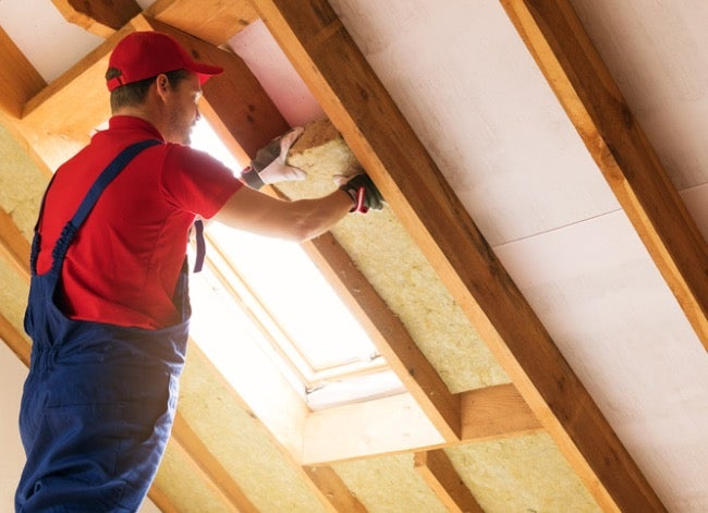 faced vs unfaced insulation