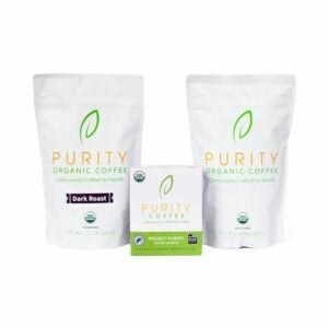 The Best Gifts for Coffee Lovers Option: Purity Coffee Starter Bundle