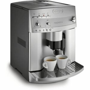 The Best Gifts for Coffee Lovers Option: De'Longhi Magnifica Espresso & Coffee Machine