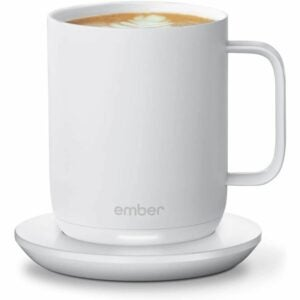The Best Gifts for Coffee Lovers Option: NEW Ember Temperature Control Smart Mug